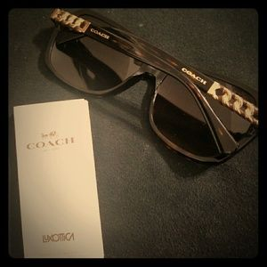 Coach Authentic Sunglasses